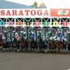 Itsmyluckyday wins the 2014 Woodward at Saratoga.<br /> Coglianese Photos/Chelsea Durand