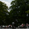 Sea Hero statue at Saratoga<br /> Coglianese Photos/Susie Raisher