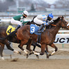 Sweet Reason - Allowance win, March 7, 2014.<br /> Coglianese Photos