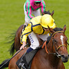 Rizeena wins the 2014 Coronation Stakes at Royal Ascot. <br /> Trevor Jones Photo