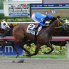 Dekabrist wins the 2014 Kodiak Island Stakes at Gulfstream Park.<br /> Coglianese Photos/Leslie Martin