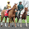 Wise Dan, john Velazquez up, wins the Makers 46 Mile at Keeneland Race Course, Lexington, Ky, photo by Mathea Kelley