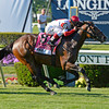 Real Solution wins the Knob Creek Manhattan.<br /> Photo by Anne M. Eberhardt