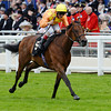 Cursory Glance Andrea ATzeni up wins the Albany Stakes, Royal Ascot, Ascot Race Course, England, 6/20/14 photo by Mathea Kelley