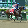 Bayern wins the 2014 Woody Stephens Stakes.<br /> Coglianese Photos/Lauren King