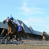 Moreno wins the 2014 Whitney Handicap at Saratoga.<br /> Coglianese Photos