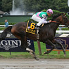 Close Hatches wins the 2014 Personal Ensign at Saratoga.<br /> Coglianese Photos/Lauren King