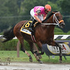 Bern Identity wins the 2014 Tale of the Cat Stakes at Saratoga.<br /> Coglianese Photos
