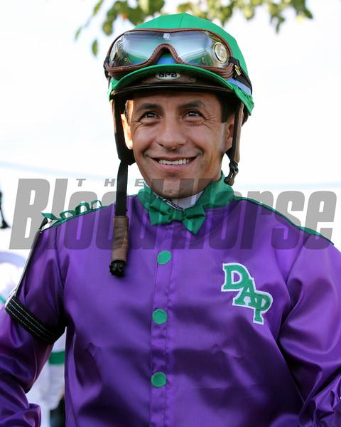 Victor Espinoza Pennsylvania Derby Parx Chad B. Harmon