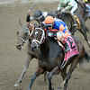 Stopchargingmaria wins the 2014 Alabama at Saratoga.<br /> Coglianese Photos/Joe Labozzetta
