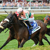 Somali Lemonade wins the 2014 Diana at Saratoga.<br /> Coglianese Photos/Adam Mooshian