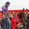 Irish Derby, The Curragh 28/6/14.<br /> Australia and Joseph O'Brien win<br /> Trevor Jones Photo