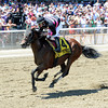 Kid Cruz wins the 2014 Easy Goer Stakes.<br /> Coglianese Photos/Chelsea Durand