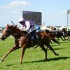 Baccarat, George Chaloner up wins the Wokingham Stakes, Royal Ascot, Ascot Race Course, England, 6/21/14 photo by Mathea Kelley,