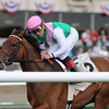 Riposte wins the 2014 Sheepshead Bay.<br /> Coglianese Photos