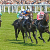 Irish trainer Eddie Lynam landed a prestigious group I sprint double at Royal Ascot when Slade Power scored by a clear margin the Diamond Jubilee at Royal Ascot. <br /> Photo by: Trevor Jones