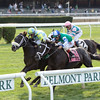 Isotherm wins the 2015 Pilgrim Stakes.<br /> Coglianese Photos