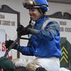 Mamdooha wins the 2015 Correction Stakes.<br /> Coglianese Photos