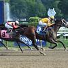 Jess's Dream wins in race 6 at Saratoga Aug. 24, 2015.<br /> Coglianese Photos