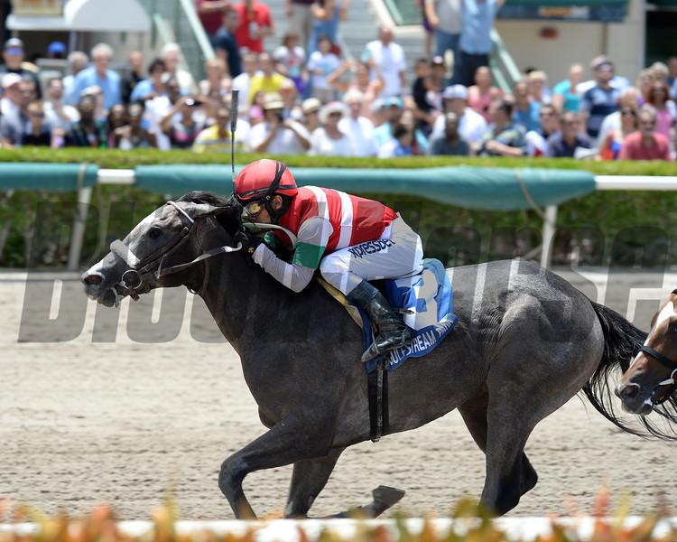 Francesco Blue wins the Birdonthewire Stakes.<br /> Coglianese Photos/Lauren King