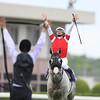 Gold Ship wins the 2015 Tenno Sho May 3.<br /> Masakazu Takahashi Photo