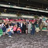 Greenpointcrusader wins the 2015 Champagne Stakes.<br /> Coglianese Photos