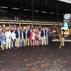 Dacita wins the 2015 Ballston Spa.<br /> Coglianese Photos