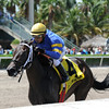It's High Time wins the 2015 Florida Sire Desert Vixen Stakes.<br /> <br /> Credit: Coglianese Photos/Natalie Fawkes