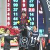 A Shin Hikari  wins the 2015 Hong Kong Cup.<br /> Masakazu Takahashi