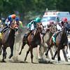 Empire Dreams wins the Commentator Stakes at Belmont Park.<br /> Coglianese Photos/Joe Labozzetta