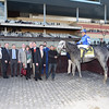 Frosted wins the 2015 Wood Memorial.<br /> Coglianese Photos