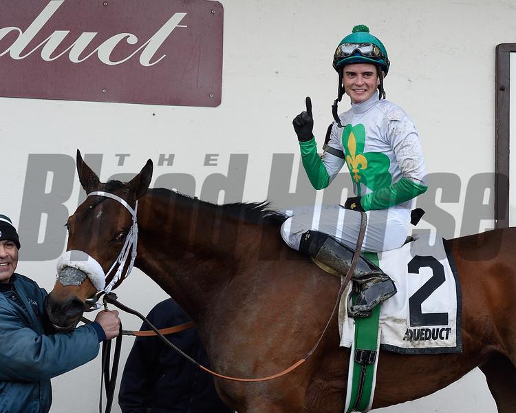 Shayjolie wins the 2015 Cat Cay Stakes<br /> Coglianese Photos