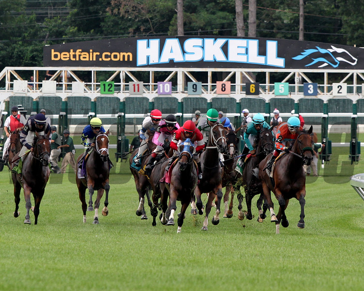 Matchmaker Stakes Start Monmouth Park Chad B. Harmon
