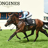 Brave Anna wins the 2016 Albany Stakes at Royal Ascot on June 17, 2016.<br /> Mathea Kelley Photo
