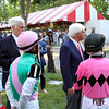 Bob Baffert Mike Smith Rafael Bejarano