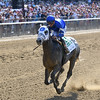 Frosted wins the 2016 Met Mile (gr. I)<br /> Coglianese Photos/Chelsea Durand