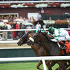 Dacita wins the 2016 Diana.<br /> Coglianese Photos/Adam Mooshian