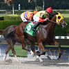 Moment of Delight wins the 2016 Millions Distaff Preview Stakes<br /> Coglianese Photos