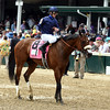 Taris with Flavien Prat won the Humana Distaff (gr. I)<br /> Dave Harmon Photo