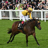 Lady Aurelia wins the Queen Mary Stakes at Royal Ascot June 15, 2016<br /> Mathea Kelley Photo