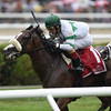 Time and Motion wins Lake Placid Stakes Aug. 21, 2016.<br /> Chelsea Durand/Coglianese Photos