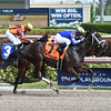 Eskenformoney wins the 2016 Rampart Stakes<br /> Coglianese Photos/Leslie Martin