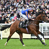 Churchill wins the 2016 Chesham Stakes at Royal Ascot on June 18, 2016.<br /> Mathea Kelley Photo