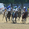 Frosted wins the 2016 Met Mile (gr. I)<br /> Coglianese Photos/Joe Labozzetta