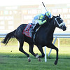Thundering Sky wins the 2016 Pebbles Stakes.<br /> Coglianese Photos