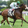 Time and Motion wins the 2016 Wonder Again Stakes.<br /> Coglianese Photos/Susie Raisher