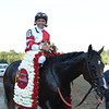 Songbird wins the 2016 Alabama.<br /> Coglianese Photos/Chelsea Durand