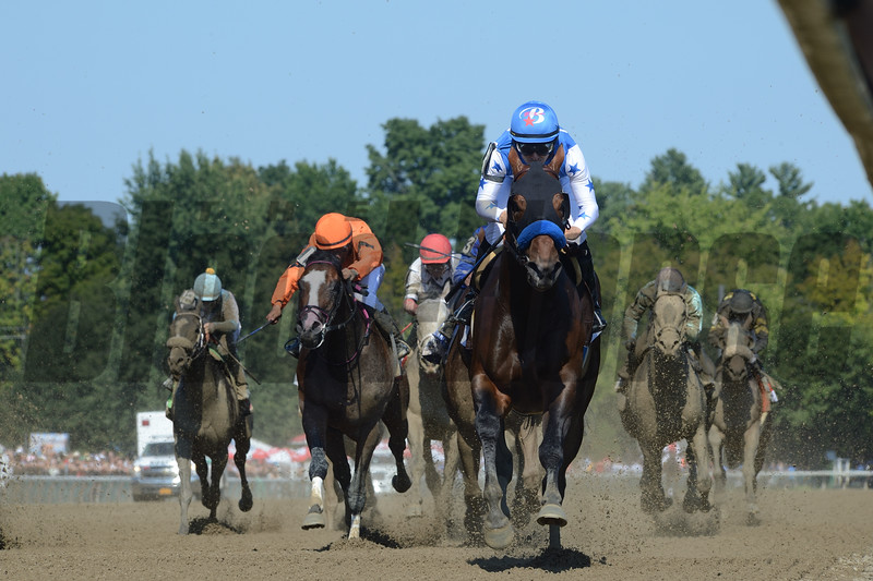 Drefong wins the 2016 King's Bishop.<br /> Conglianese Photos