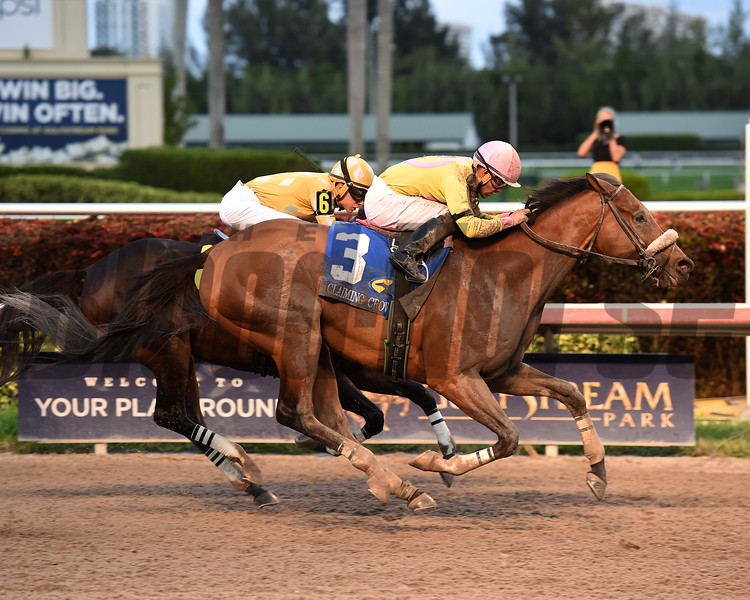 Royal Posse wins the 2016 Claiming Crown Jewel<br /> Coglianese Photos/Leslie Martin