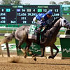 Frosted Met Mile Belmont Park Chad B. Harmon